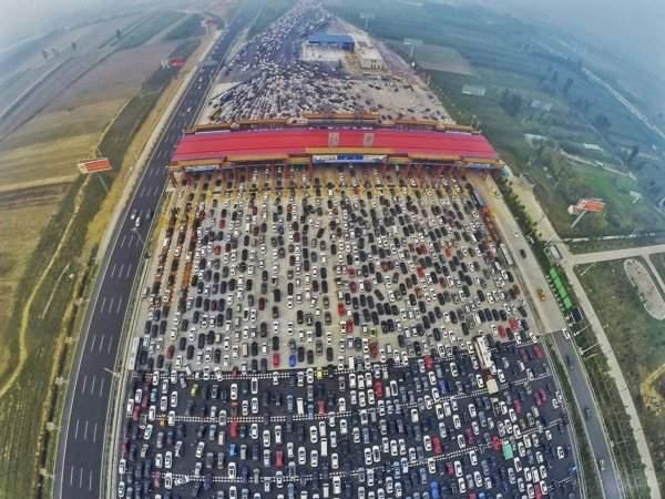 Expressway Beijing-Hong Kong-Macau