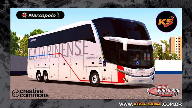 PARADISO G7 1600 LD - VIAÇÃO CATARINENSE