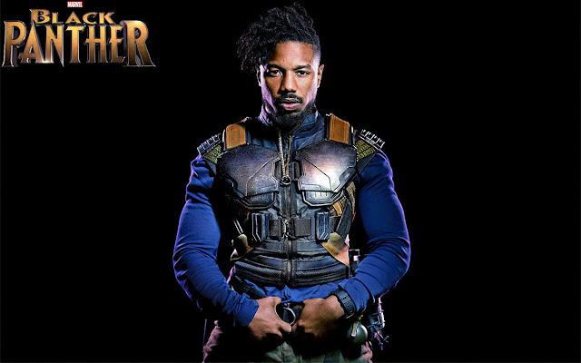 Michael B Jordan Get paid for Black Panther