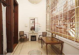 Casa chorizo sala de entrada