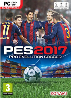 Pro Evolution Soccer 2017 Full Version   PC
