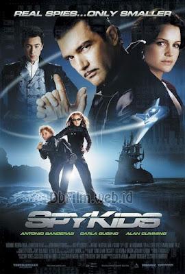 Sinopsis film Spy Kids (2001)