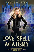 Love Spell Book 1