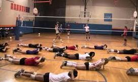 Latihan Fisik Bola Voli Untuk Pemula
