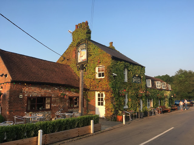 The Bricklayers Arms, Flaunden, Hertfordshire