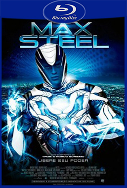 Max Steel (2017) Bluray Rip 720p / 1080p Torrent Dublado / Dual Áudio
