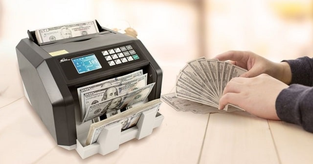 how does a money counter work bill counting machine