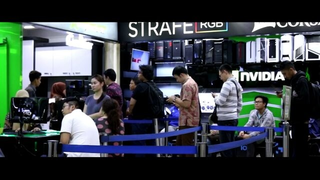 Pengalaman berbelanja di enter komputer Harco mangga dua