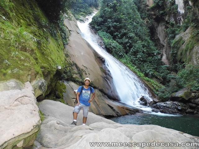 Catarata Velo de la Novia, Aguaytía, Ucayali, Perú (Jorge Rodríguez)