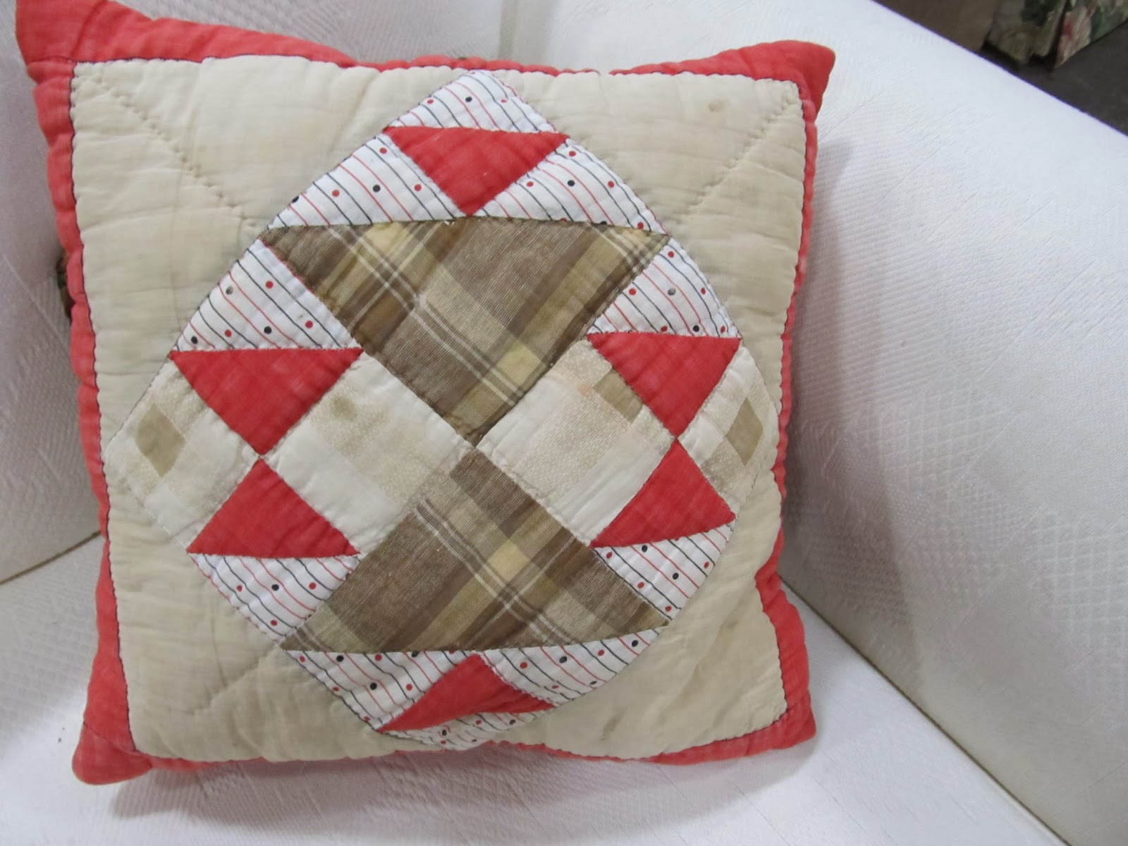 quilt pattern for a pillow