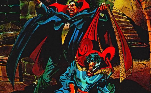 Musuh-musuh Doctor Strange