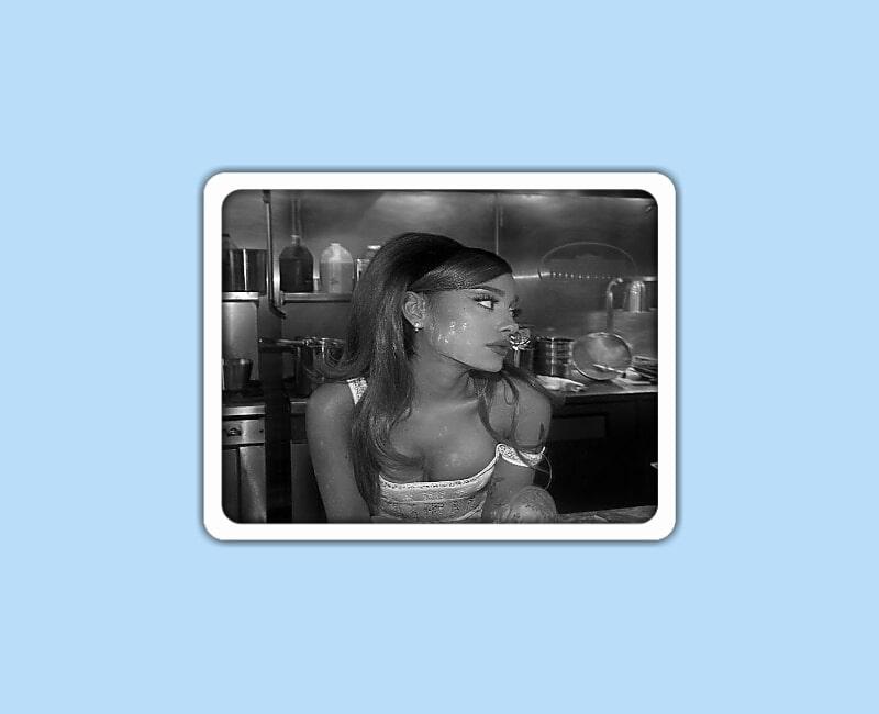 Ariana Grande - positions Lyrics