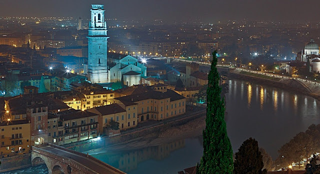 Verona na Itália
