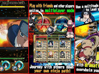 Download Ultimate Ninja Blazing Full MOD Apk v1.5.5 Terbaru
