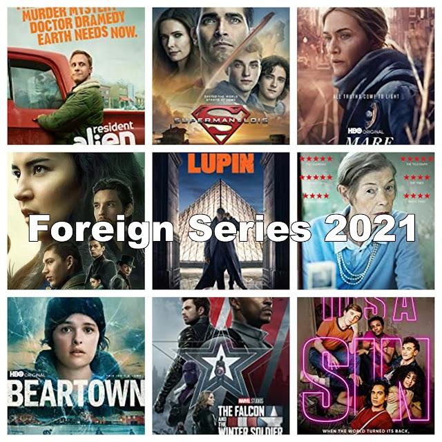 أفضل مسلسلات أجنبية 2021 على الإطلاق