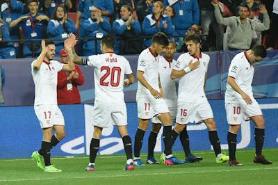 Crónica Sevilla FC 2 - Leicester 1