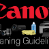 How to Clean your Canon Cameras, Lenses, and Printers