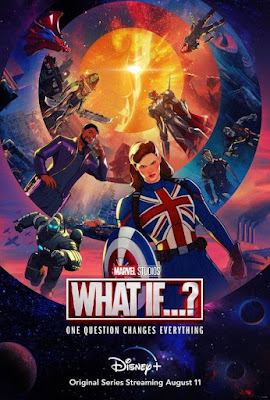 Marvel's What If…? 2021 DVD Custom HD Latino (3 Discos)