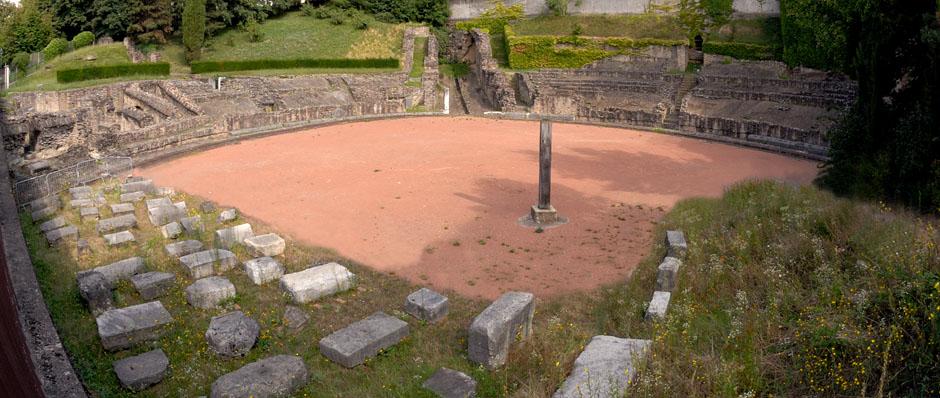 Amphithéâtre des 3 Gaules lyon