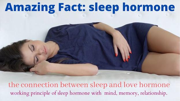 sleep hormone