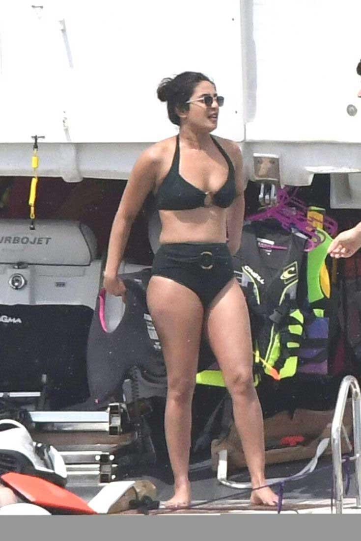 Priyanka Chopra in Bikini, Priyanka Chopra in Bikinihot  miami