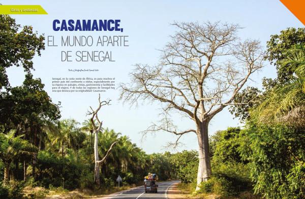 Casamance de Senegal