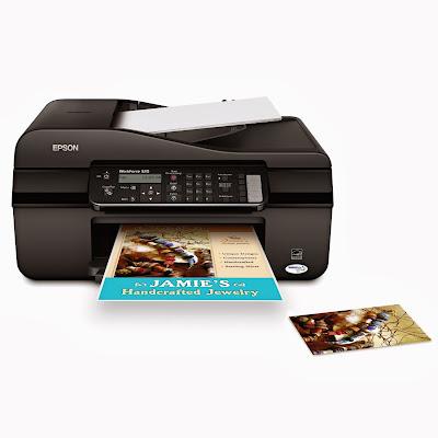 impresoras epson reseto de almohadillas