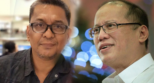 Journalist: Aquino never fired his corrupt men, thank God that's over