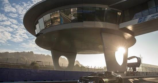 BMW M Motorsport absolviert erfolgreichen DTM-Wintertest in Jerez de la Frontera