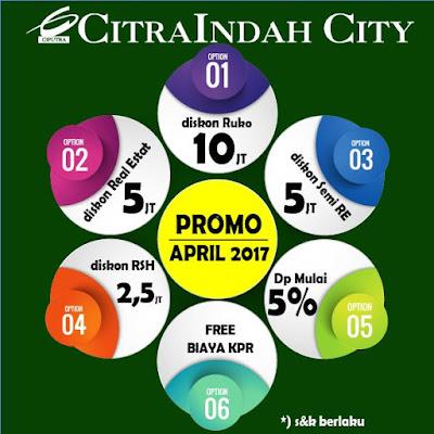 Diskon-Spesial-CitraIndahCity-Promo-April-2017
