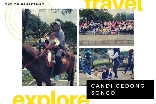 wisata ke candi gedong songo