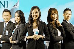 Lowongan Kerja Bank BNI (Persero) Tbk Pendidikan Minimal SMA/SMK