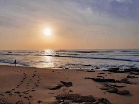 شروق الشمس والبحر 일출과 바다 ( Sunrise and sea ) 🌅