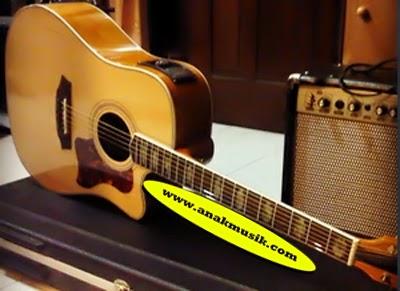 Harga Gitar Yamaha Akustik Terbaru 2016