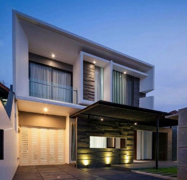 Beautiful 2-Story House Design