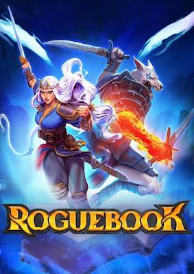 Capa do Roguebook