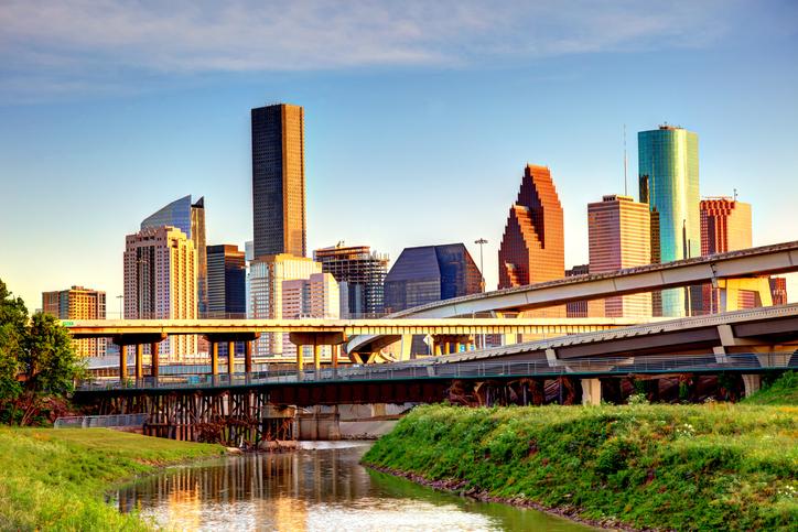 Mudarse a Houston