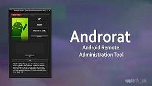AndroRAT - Aplikasi Pembobol Wifi