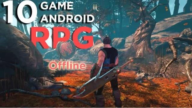 10 Game RPG Offline Terbaik di Android 2020