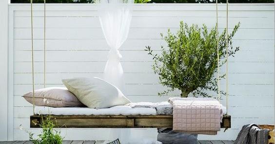 10 balancines perfectos para jardin y terraza cocochic deco for Balancines para jardin