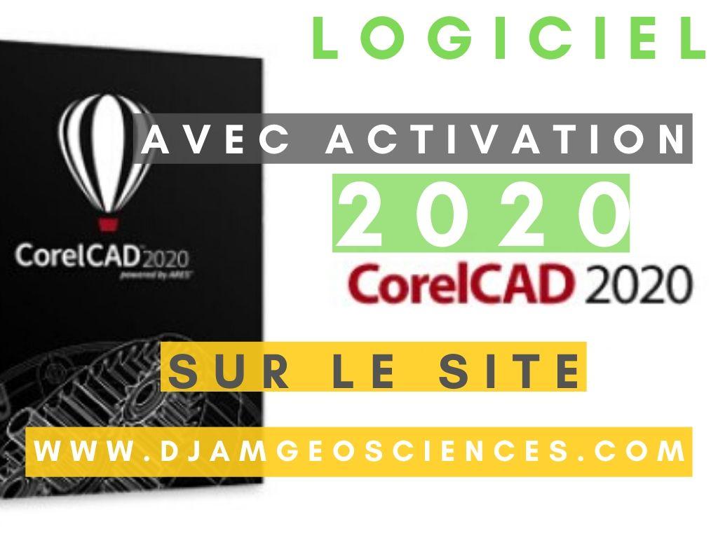 TELECHARGER CORELCAD 2020 V20 COMPLET AVEC CRACK LAST VERSION