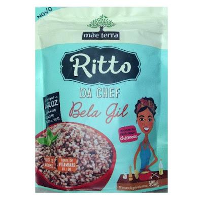 arroz ritto mãe da terra
