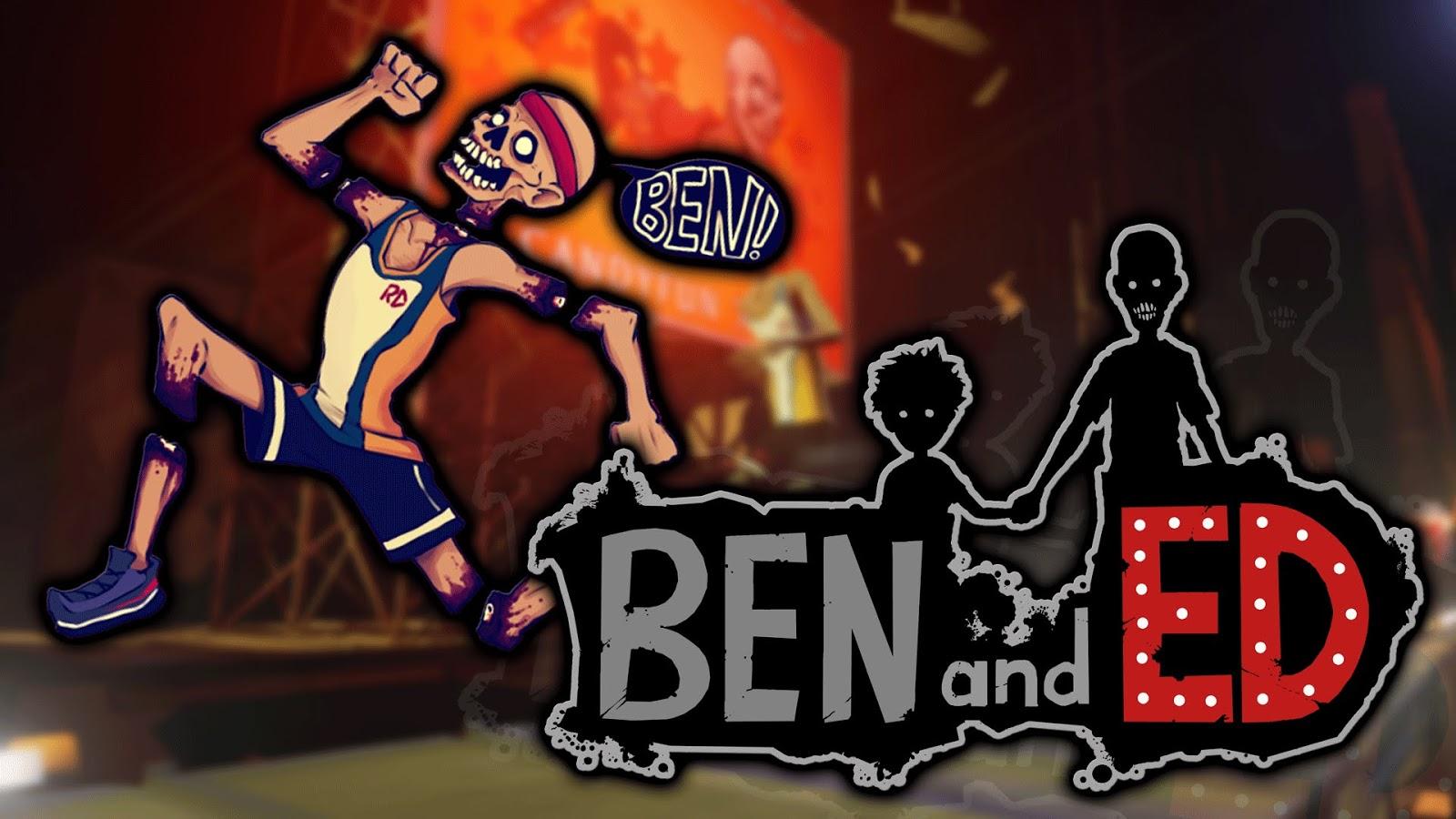 نتيجة بحث الصور عن Ben & Ed