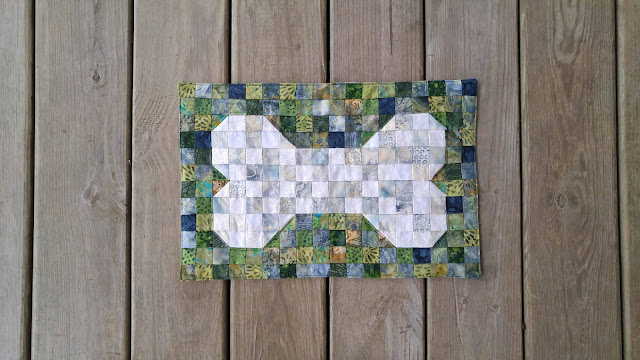 Dog Bone Kennel Quilt by Slice of Pi Quilts