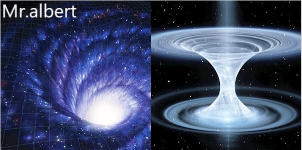 اغرب الحقائق عن الثقوب البيضاء وعلاقتها بالثقوب السوداء والزمن