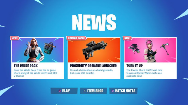 Proximity Bomb Fortnite,the famous Fortnite game, Proximity Bomb is coming to Fortnite, Fortnite with the new update, video games 2019, games 2019, released soon by Epic Games, The new update fortnite, Epic Games is famous, new update of the game, the Bomber Bomber fortnite, available from Epic Games, the official release date, update you with Fortnite 9.20,