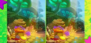How many differences can you spot between the images?