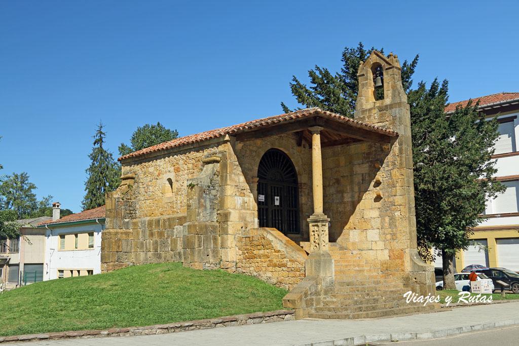 Iglesia de Santa Cruz en Cangas de Onís