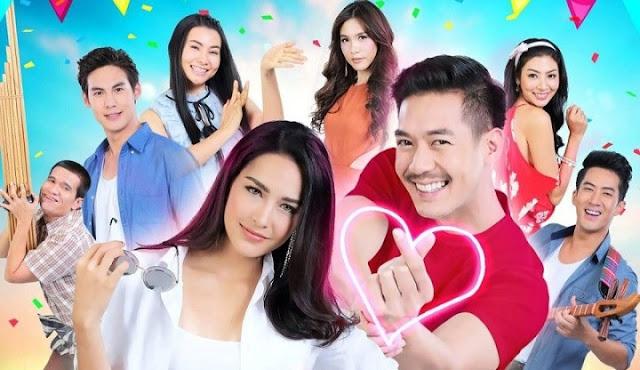Anh Chàng Nhà Quê, Cô Nàng Thời Thượng - Poo Bao Indy Yayee Inter (2019) | Phim Thái Lan