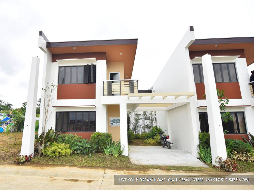 Talia Complete - Idesia Dasmarinas | Affordable Pagibig House for Sale Dasmarinas Cavite